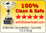 100% clean of adware/spyware/trojans/viruses and it is safe to install